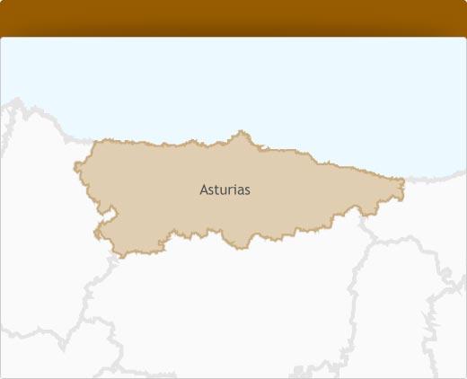 casas rurales en el principado de asturias