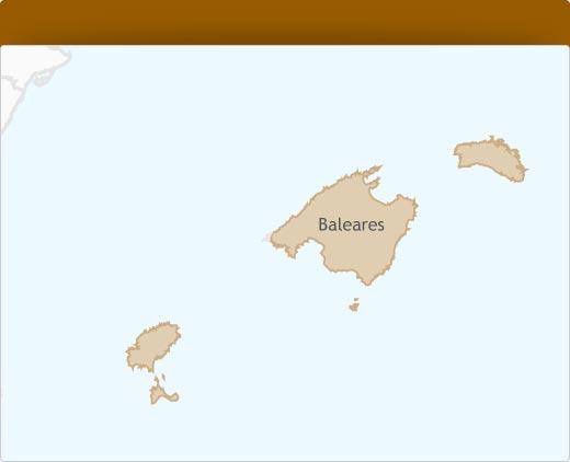 casas rurales en las islas baleares