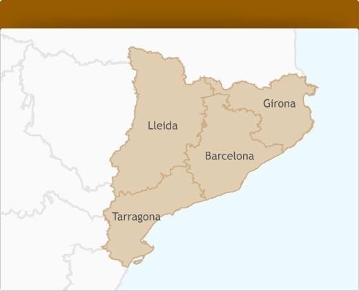 casas en cataluña