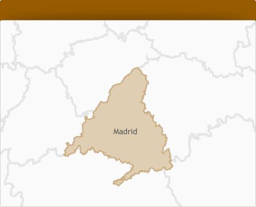 casas en madrid