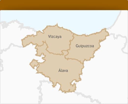 casas en el pais vasco