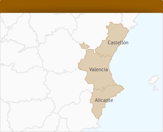 casas en la comunidad valenciana